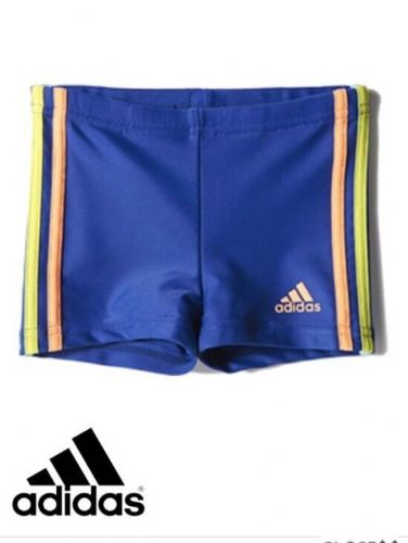 adidas performance 3S infant boxer swimming shorts trunks  S17917 BNWT free del